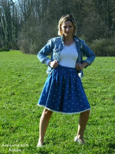 Katy Lapuste - Aus Liebe zum Nähen