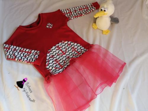 Eileen s Kleidersucht Jersey und Tüll