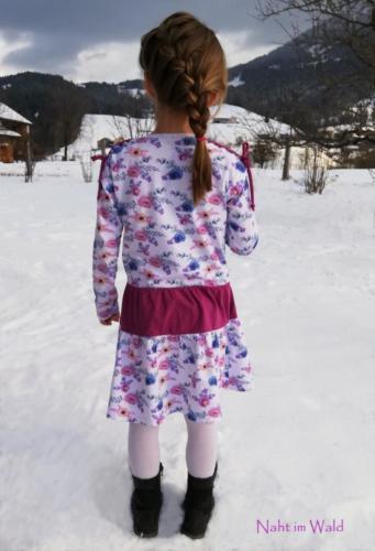 Sonja - Naht im Wald - Baumwolljersey