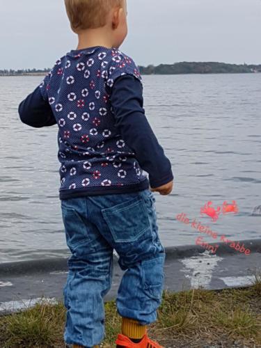 Dani von die kleine Krabbe Emni