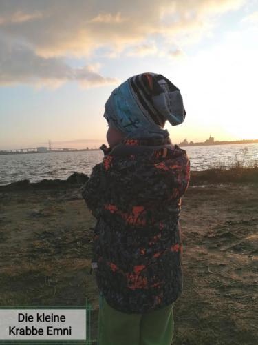 Doppel twil jersey Dani von Die kleine Krabbe Emni