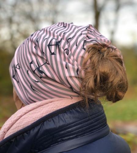 Anika- Twister- Jersey und Alpenfleece