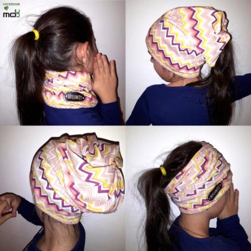 Monika - MoDul - Handmade with Love - Twister Beinstulpen - Jersey
