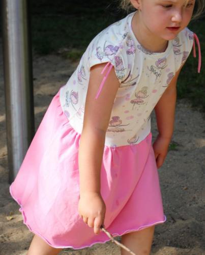 Nicole -Nickis Herzblütchen-UV Jersey