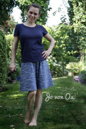 Julia von Jo von Ox Baumwolljersey