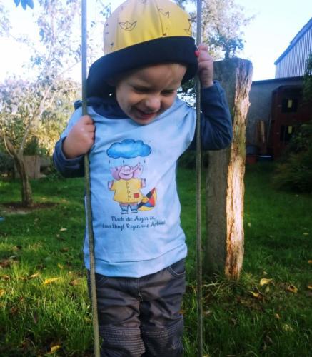 .Regen-Fix - Zitronenschnütchen Jersey und Sommersweat Stoffwelten Sarah Schneider