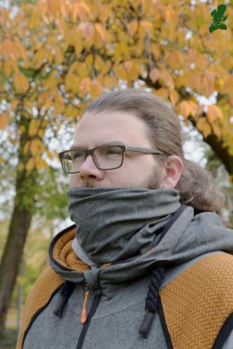 Jakob - Schildkröte - Mulitfunktionsbeanie - Sommersweat