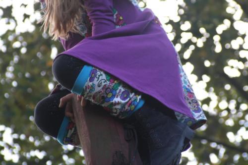 Christen Weber - Little Explorers Handmade - Beinstulpen - French Terry