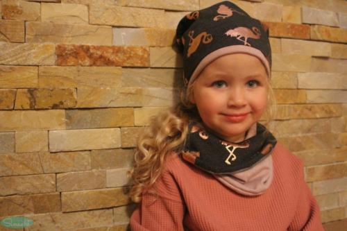 Sina weidner - Sinaeht - Beanie und Halssocke- Jersey jersey