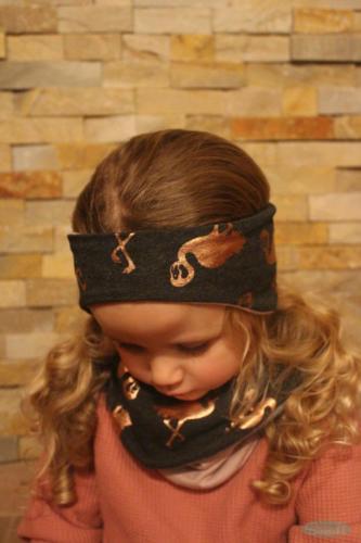 Sina Weidner- Sinaeht - Stirnband und halssocke - Jersey Jersey