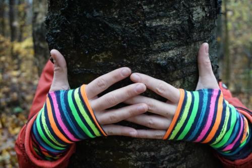 Kathlen Proft Joolle hand-made Armstulpen Jersey
