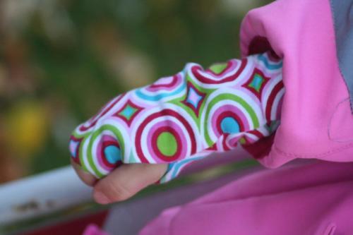 Christen Weber - Little Explorers Handmade - Armstulpen - Jersey