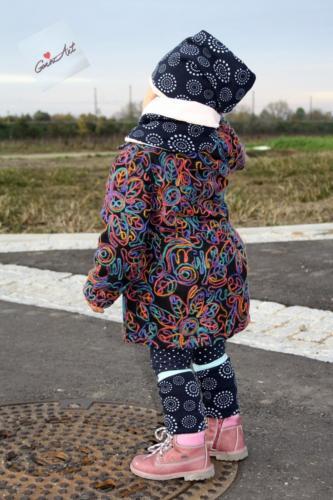 Susanne - GarnArt-handmade with love - Beanie Halssocke Beinstulpen - Wintersweat und Jersey