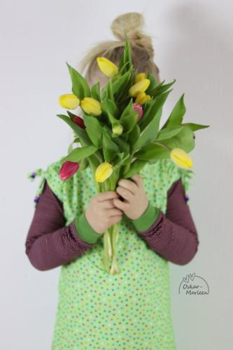 Tina - Oskar-Marleen - Sommersweat Ärmel Jersey
